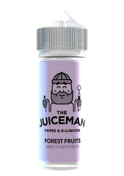 Forest Fruits Shortfill by The Juiceman