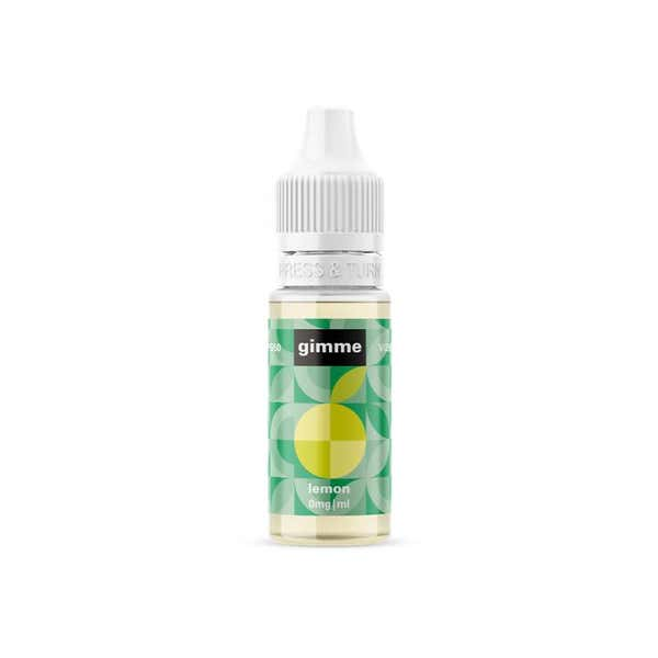 Lemon Regular 10ml by Gimme