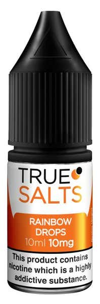 Rainbow Drops Nicotine Salt by True Salts