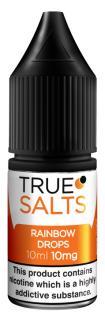 True Salts Rainbow Drops Nicotine Salt