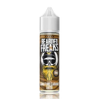 Bearded Freaks Signature Caramel Latte Shortfill