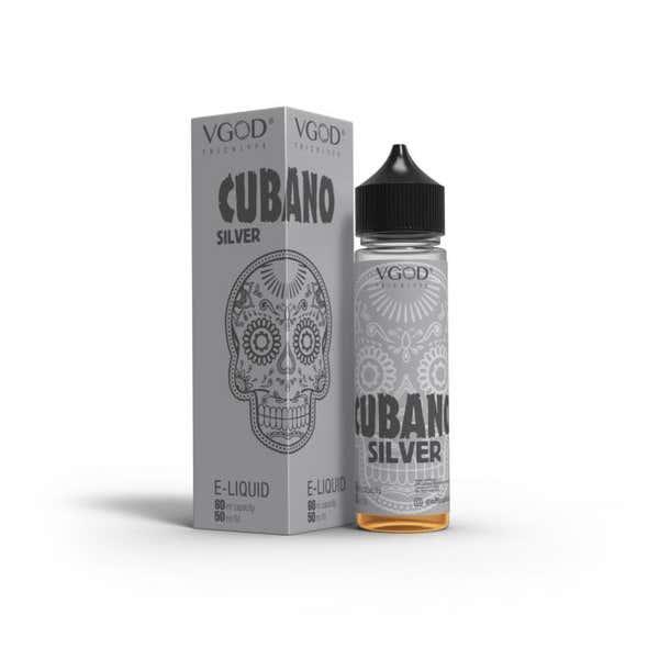 Cubano Silver Shortfill by VGOD