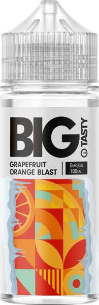 Grapefruit Orange Blast Shortfill by Big Tasty