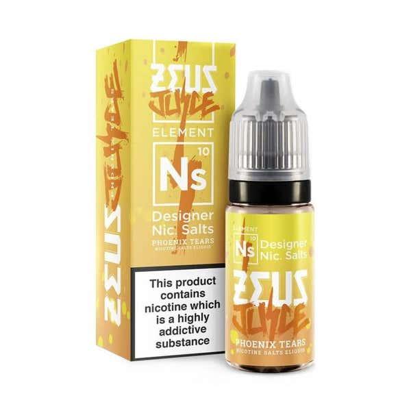 Phoenix Tears Nicotine Salt by Zeus Juice