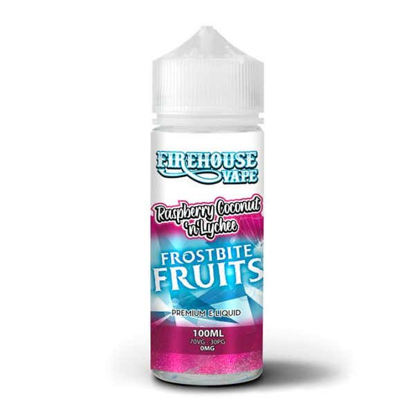 Raspberry, Coconut And Lychee Shortfill by Firehouse Vape