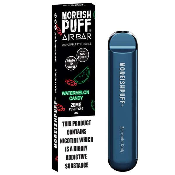 Watermelon Candy Disposable by Moreish Puff
