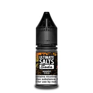 Ultimate Puff Soda Mango Cola Nicotine Salt