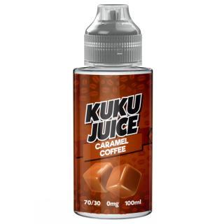 Kuku Caramel Coffee Shortfill