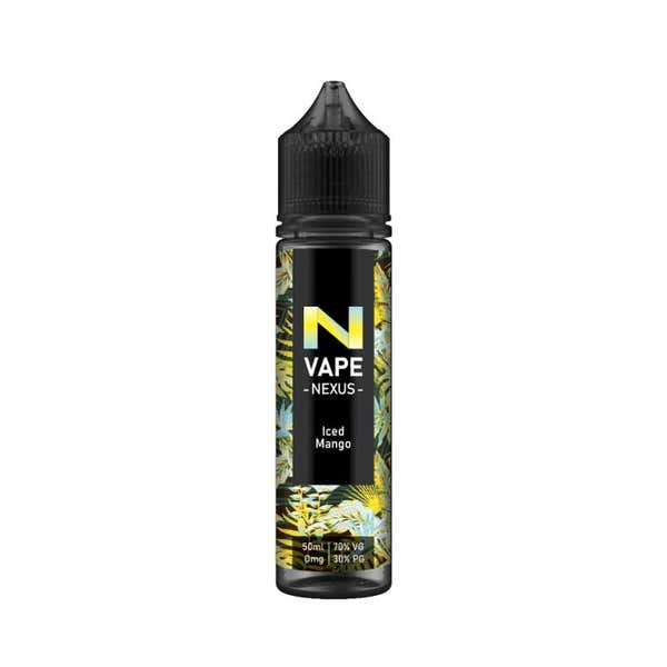 Iced Mango Shortfill by Vape Nexus
