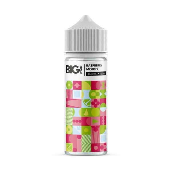 Raspberry Mojito Shortfill by Big Tasty
