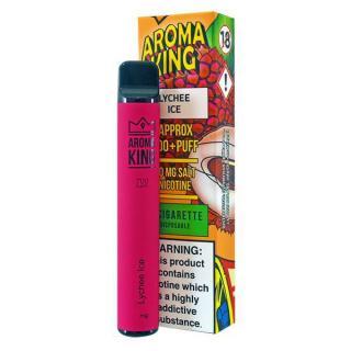 Aroma King Lychee Ice Disposable Vape