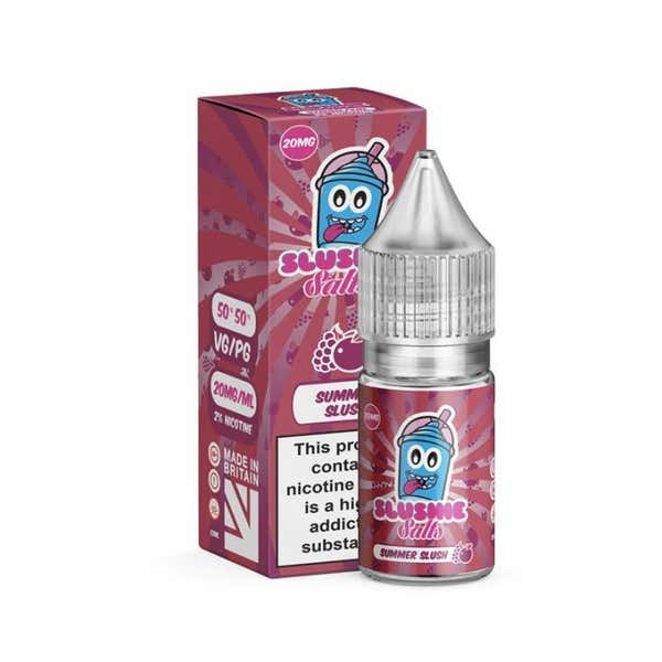 Summer Slush Nicotine Salt by Slushie