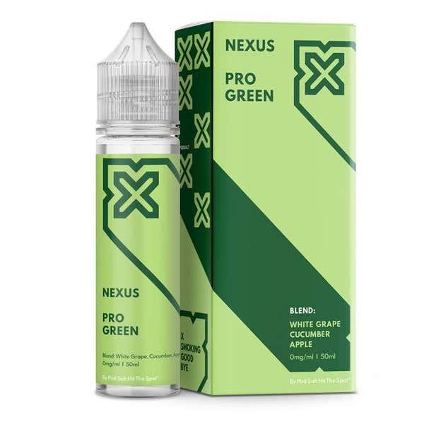 Pro Green Shortfill by Nexus