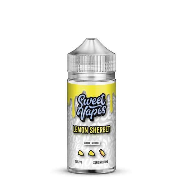 Lemon Sherbet Shortfill by Sweet Vapes