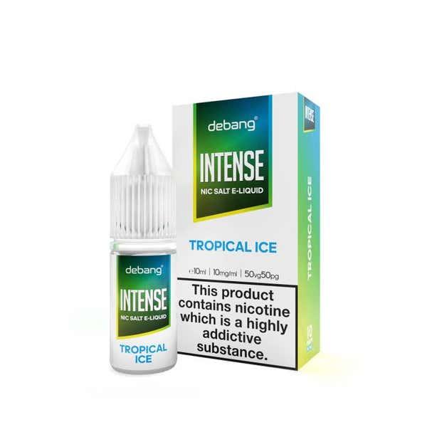 Tropical Ice Nicotine Salt by Debang Intense