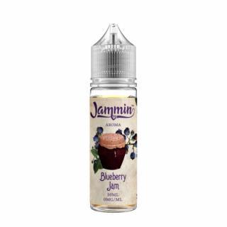 Jammin Blueberry Jam Shortfill