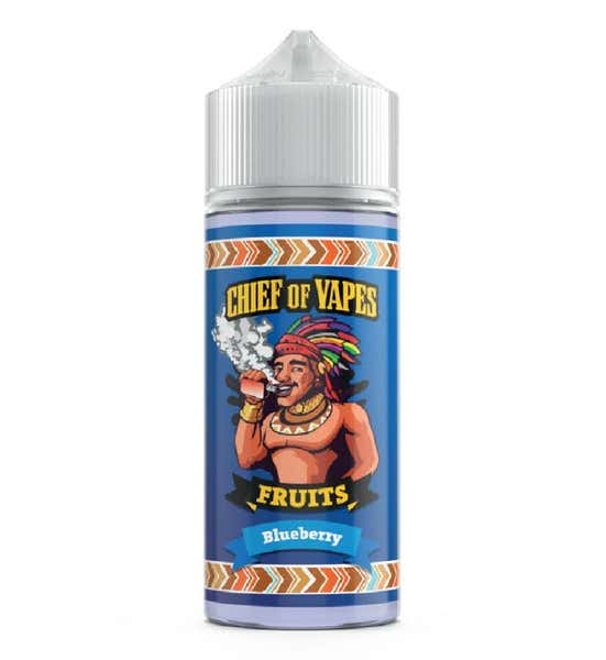 Blueberry Shortfill by Chief Of Vapes