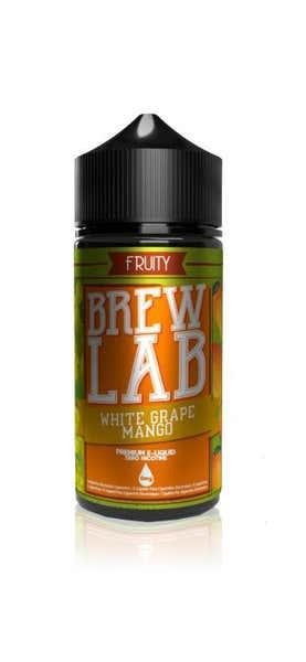White Grape Mango Shortfill by Brew Lab