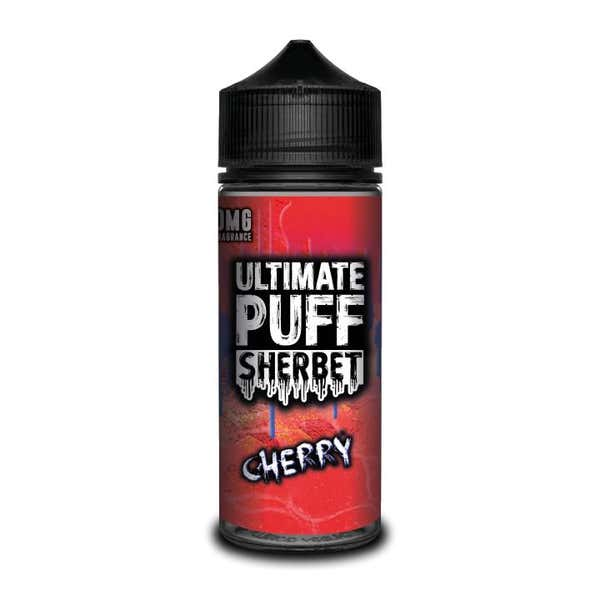 Sherbet Cherry Shortfill by Ultimate Puff