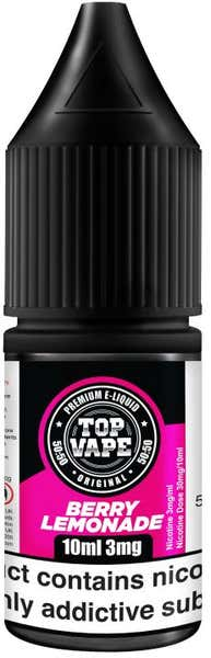Berry Lemonade Regular 10ml by Top Vape
