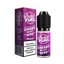 Cherry Blast Regular 10ml by Pocket Fuel