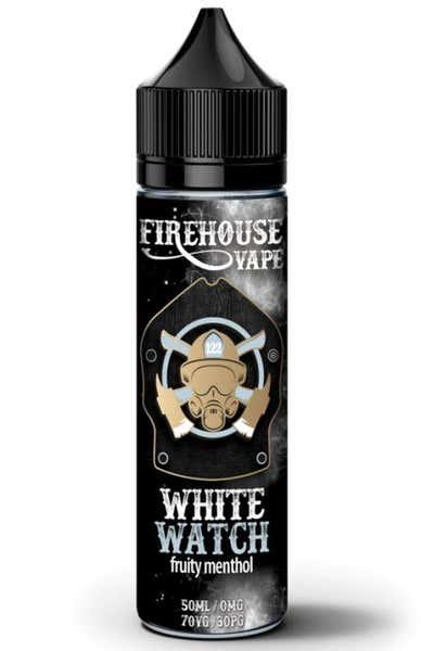 White Watch Shortfill by Firehouse Vape
