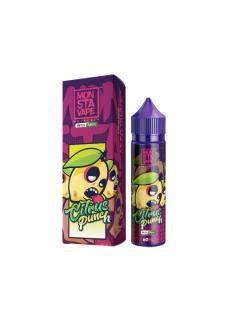 Monsta Vape Citrus Punch Mint Shortfill