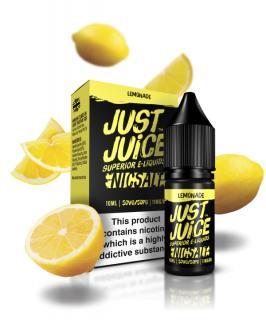 Just Juice Lemonade Nicotine Salt