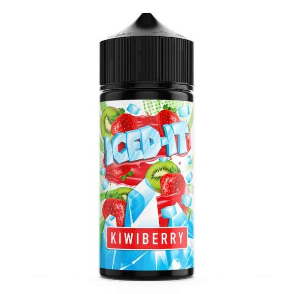 Kiwi Berry Ice Shortfill by Iced It