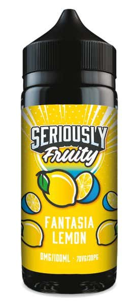 Fantasia Lemon Shortfill by Seriously Created By Doozy