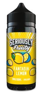 Seriously Created By Doozy Fantasia Lemon Shortfill