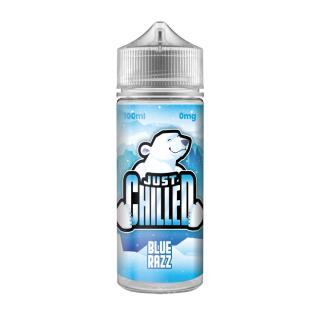 Just Chilled Blue Razz Ice Shortfill