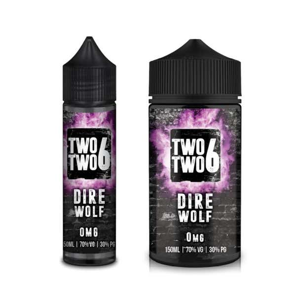Dire Wolf Shortfill by Two Two 6