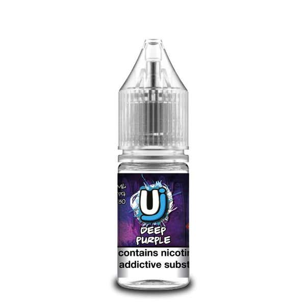 Deep Purple Regular 10ml by Ultimate Juice