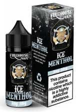 Ice Menthol Regular 10ml by Firehouse Vape