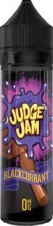 Judge Jam Blackcurrant Shortfill