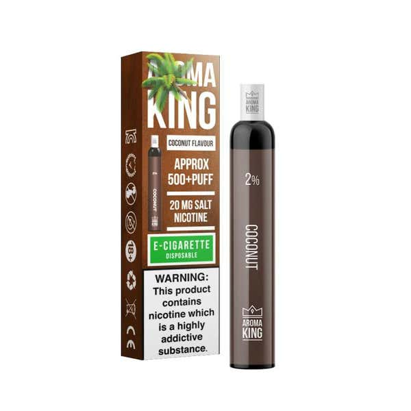 Coconut Disposable by Aroma King