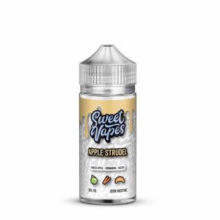 Sweet Vapes Apple Strudel Shortfill