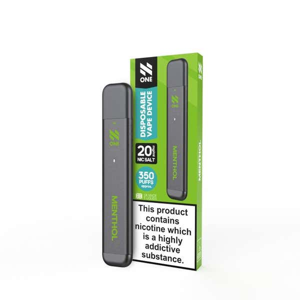 Menthol Disposable by N ONE