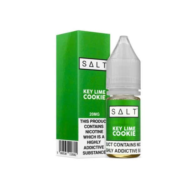 Key Lime Cookie Nicotine Salt by SALT