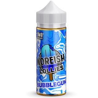 Moreish Puff Bubblegum Lollies Shortfill