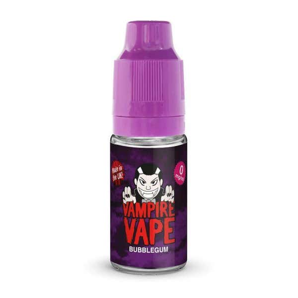 Bubblegum Regular 10ml by Vampire Vape