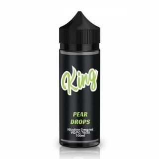 King Pear Drops Shortfill