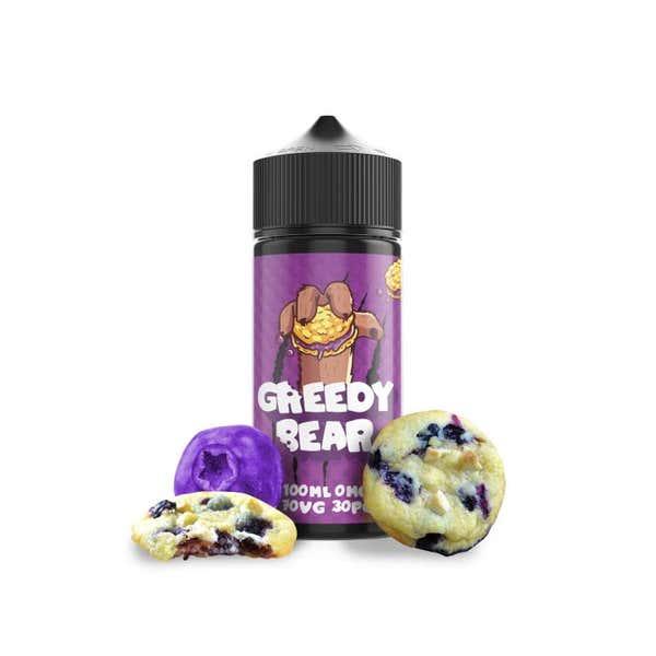Bloated Blueberry Shortfill by Greedy Bear