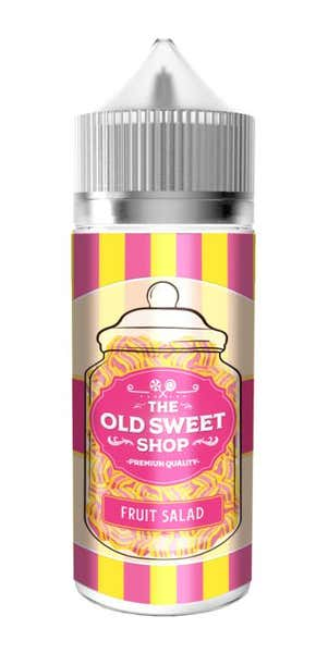 Fruit Salad Shortfill by The Old Sweet Shop