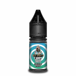 Old Pirate Candy SALTS Bubble Mint Nicotine Salt