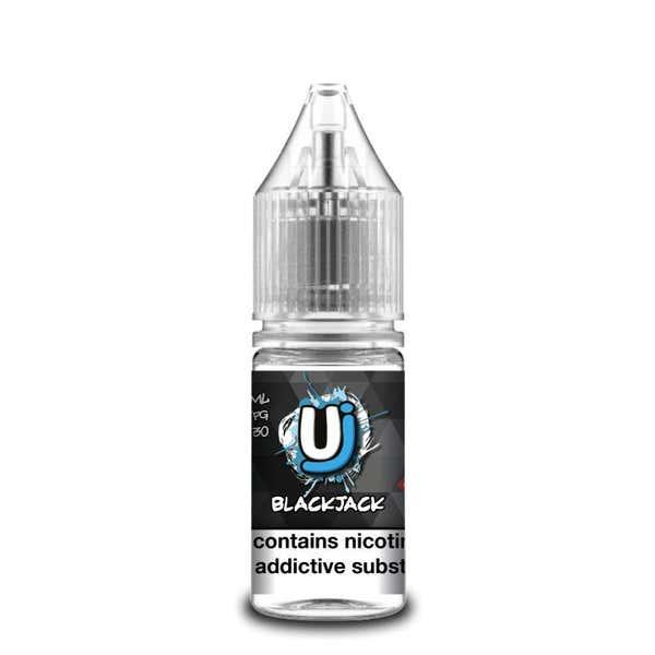 Blackjack Regular 10ml by Ultimate Juice