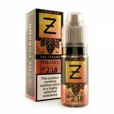 Cubano Tobacco Regular 10ml by Zeus Juice