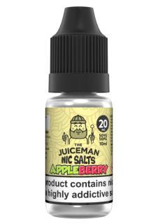 The Juiceman Appleberry Nicotine Salt
