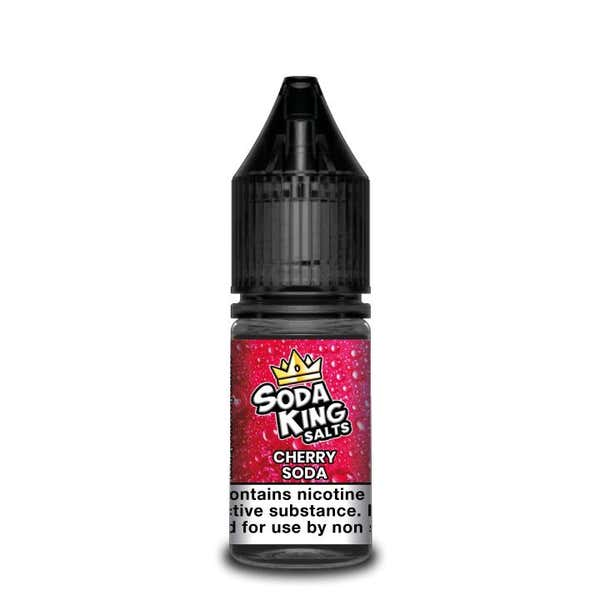 Cherry Soda Nicotine Salt by Soda King